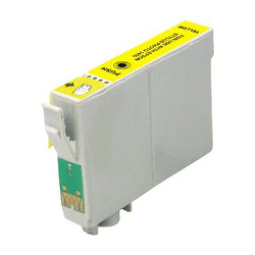 Epson T1284 žlutá (yellow) kompatibilní cartridge
