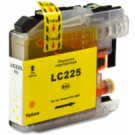 Brother LC-225XL žlutá (yellow) kompatibilní cartridge